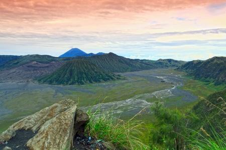 jogjakarta: Volcanoes of Bromo National Park, East Java, Indonesia