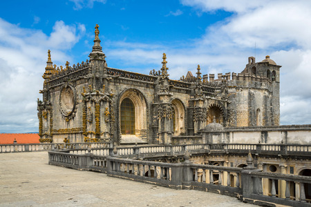 templar: Knights of the Templar Convents of Christ Tomar, Lisbon Portugal Editorial