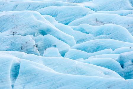 Svinafell Glacier national park, Iceland photo