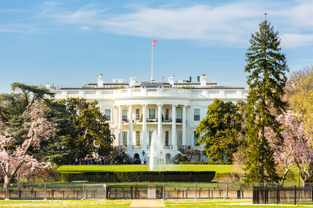 La Casa Blanca Washington DC Estados Unidos