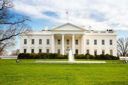 the white house: The White House Washington DC, United States