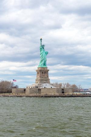 independencia: La Estatua de la Libertad en Nueva York EE.UU. Foto de archivo