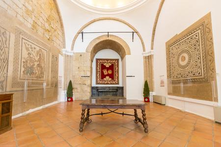 segovia: Alcazar of Segovia common room