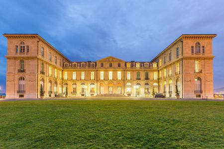 Palais de marseille de la ville de latone - france Banque d'images - 81115595