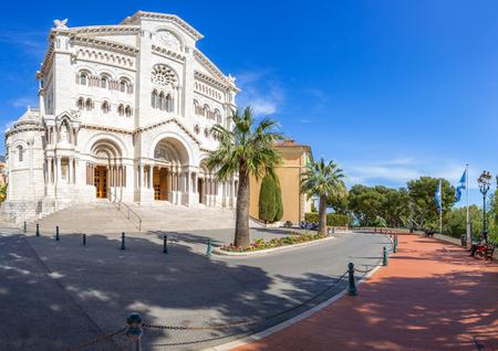 Monaco Saint Nicholas Cathedral Cote dAzur Riviera