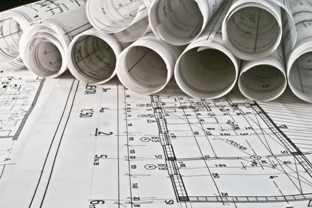 建築計画の青写真