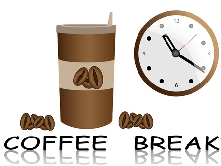 savor: coffee break