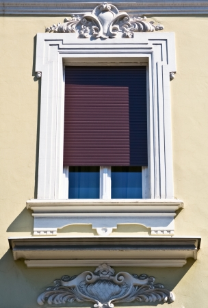 vintage window photo