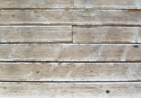 Vintage grunge white background of natural wood old texture photo