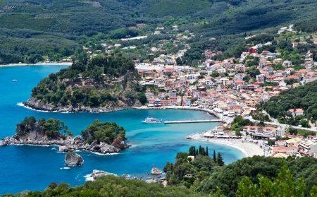 Parga Greece photo