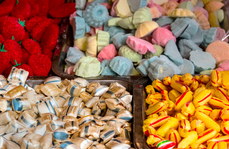 confectionery colorful candy photo