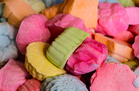 confectionery: confectionery colorful candy Stock Photo