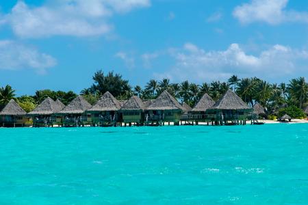 tropical resort bora bora