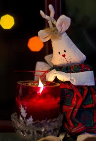 Reindeer Ways Stock Photo