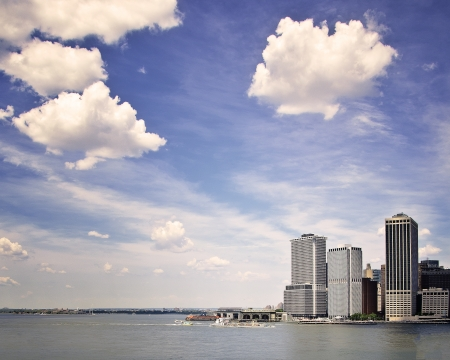 Manhattan Skies