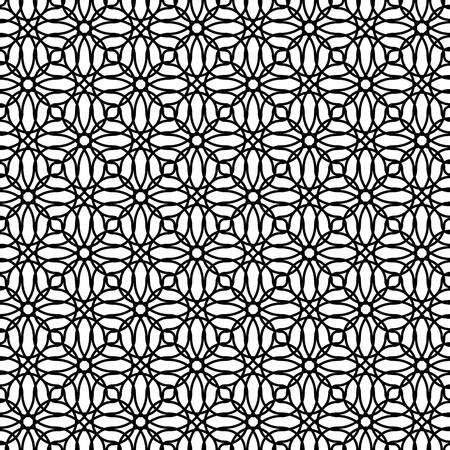 abstrakte nahtlose einfachen Dreh Hintergrund Illustration Illustration