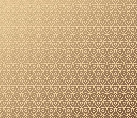 künstlerische einfache abstrakte Dreieck Gradientenverbundmaterial Textur Illustration