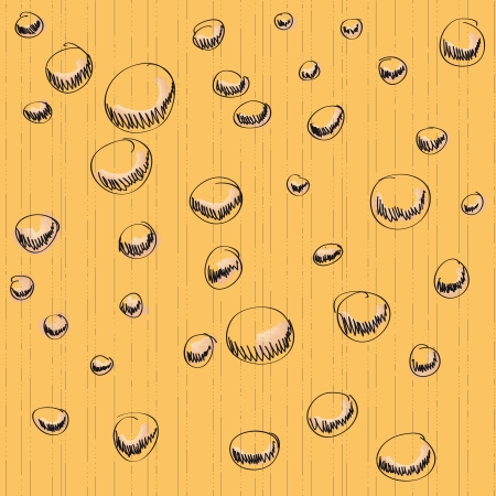 continued: seamless texture with raindrops for web design, prints and other creative works