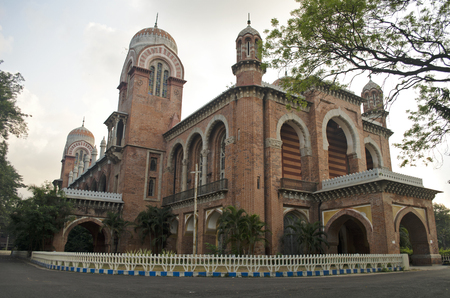 Madras: Madras University in Chennai, Tamil Nadu, India, Asia Stock Photo