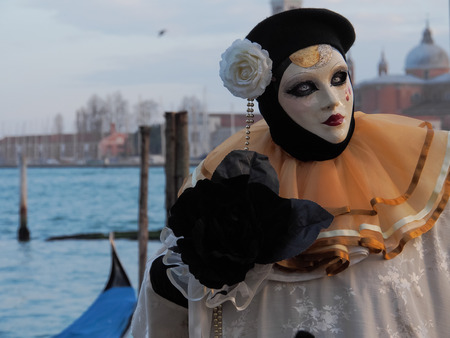 venice: venice carnival