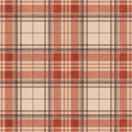 rouge et noir: seamless pattern Scottish tartan, red, black and  yellow.