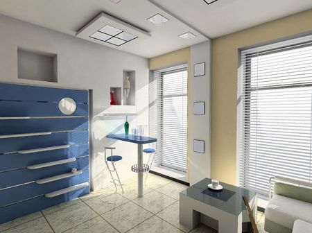 Interior of the office Stock Photo - 516437