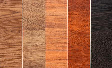 close up parquet texture set  Stock Photo
