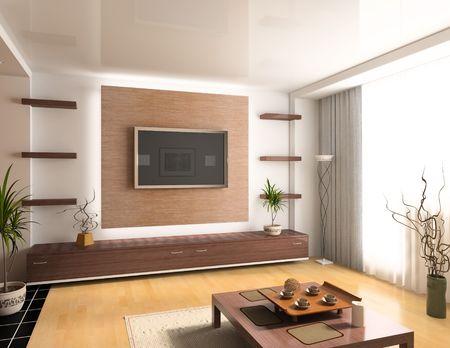 eclecticism: modern interior design