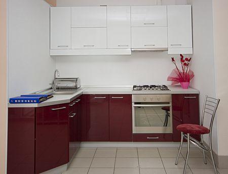 modern kitchen inter details image Stock Photo - 3063984