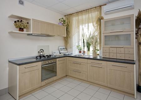 modern kitchen interior details image Stock Photo - 3063986