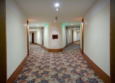 modern corridor interior ( photo ) photo