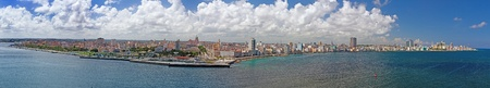 Panoramic view on Havana, Cuba