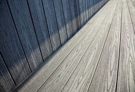 tilt:  perspective wooden interior, is empty for your design