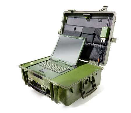 module:  automated control module of russian man-portable air-defense system