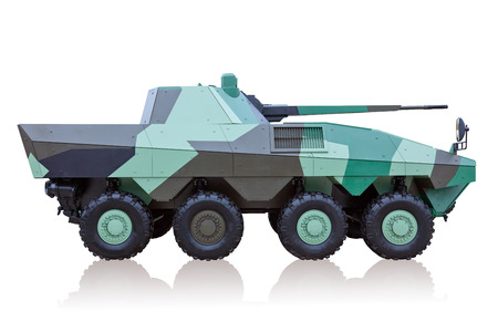 infantry: russian Infantry fighting vehicle with 57-mm automatic gun