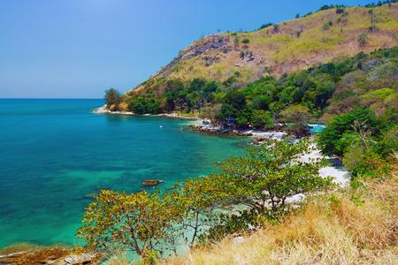 coastline: beautifull coastline. Phuket.Thailand