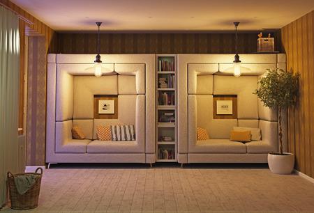 modern interior: modern design living room interior. 3d design concept