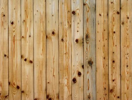 colourless: Fragmento de nueva valla de madera incoloro Foto de archivo
