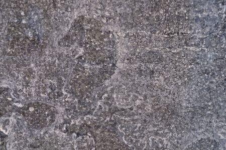 Close up of dark galvanized metal surface texture