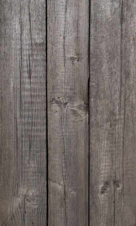 Close up of rough gray wooden boards background Stock Photo