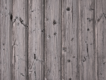 Close up of old weathered wooden surface photo