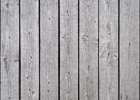Texture of grey wooden flooring rustic bridge