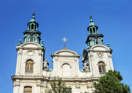 lvov: House of Organ Music (former Church of St. Mary Magdalene) in Lviv (Lvov), Ukraine