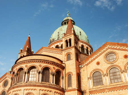 Cupola of St. Anthony of Padua Church in Vienna