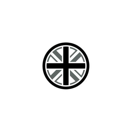 a simple Abstract logo / icon design