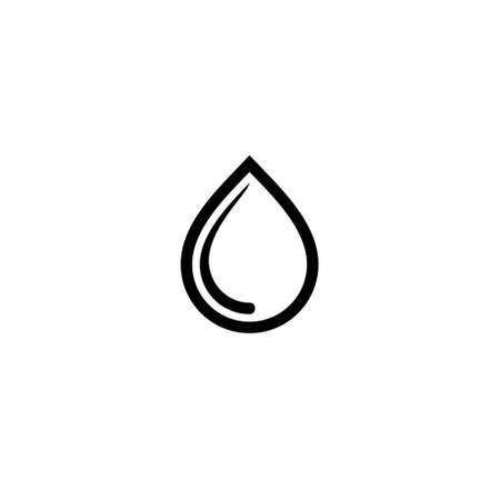 a simple Droplet, icon design.