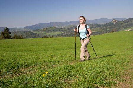 Hiking in Pieniny, Slovakia