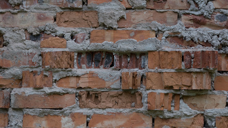 Background of old brick wall Stockfoto