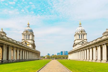 greenwich: The University of Greenwich, London, UK