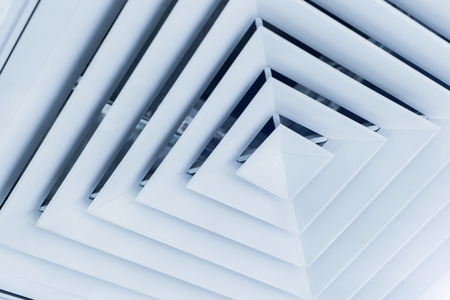 vent in the office